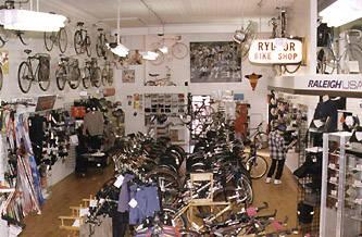 Rydjor Bike Shop About Us